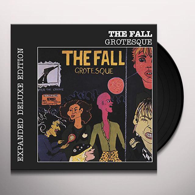 Fall GROTESQUE Vinyl Record