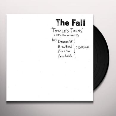 Fall TOTALES TURN Vinyl Record