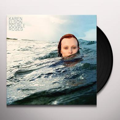 Karen Elson DOUBLE ROSES Vinyl Record