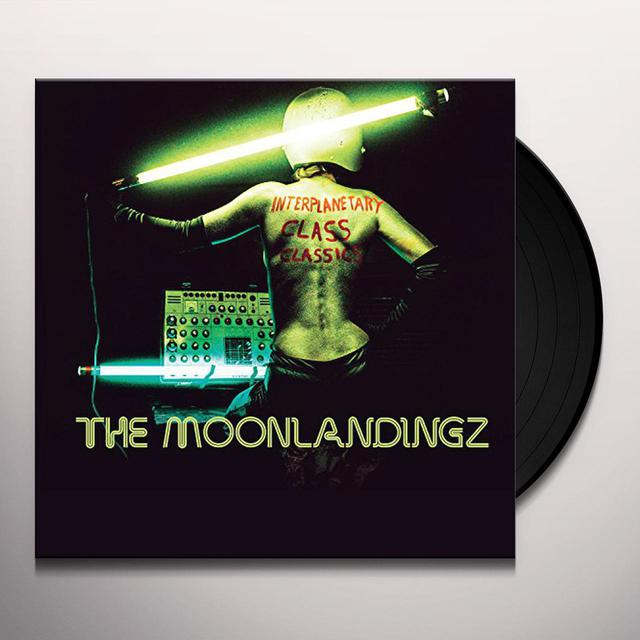 MOONLANDINGZ INTERPLANETARY CLASS CLASSICS Vinyl Record