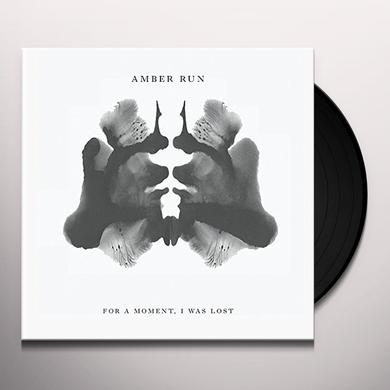Amber Run FOR A MOMENT I WAS LOST Vinyl Record