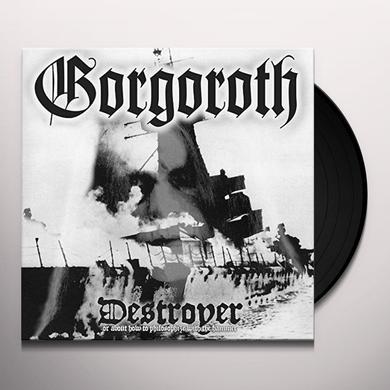 Gorgoroth DESTROYER Vinyl Record