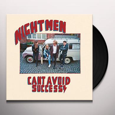 NIGHTMEN CAN'T AVOID SUCCESS Vinyl Record