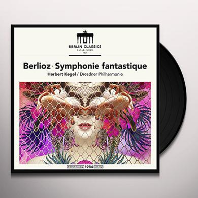 Berlioz / Kegel HECTOR BERLIOZ: SYMPHONIE FANTASTIQUE Vinyl Record