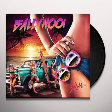 Ballyhoo GIRLS Vinyl Record
