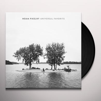 Noam Pikelny UNIVERSAL FAVORITE Vinyl Record