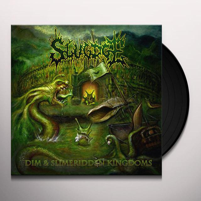 Slugdge DIM & SLIMERIDDEN KINGDOMS Vinyl Record