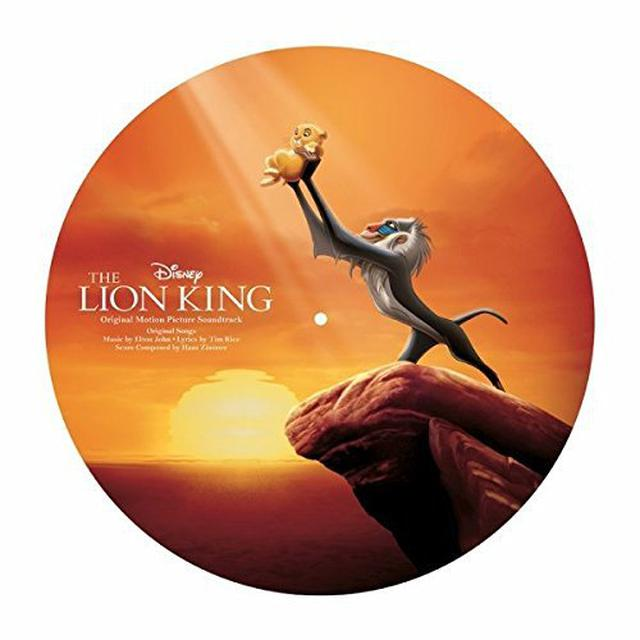 Lion King / O.S.T. Limited Edition Picture Disc Vinyl Record