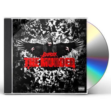 Boondox MURDER CD