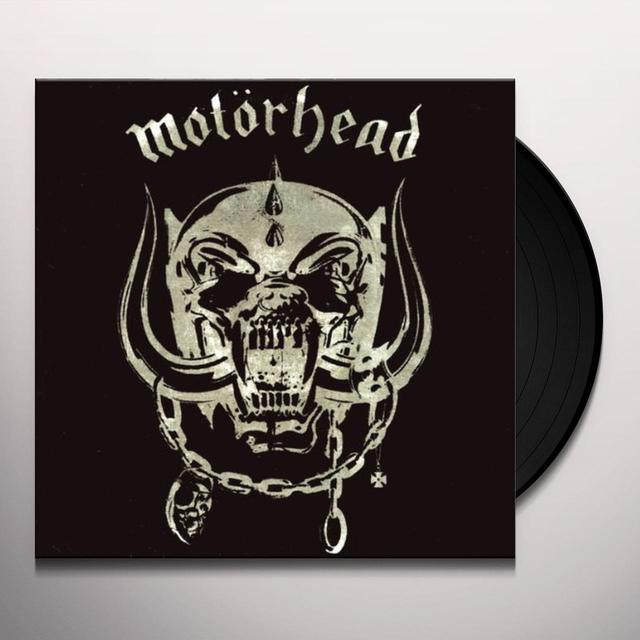 MOTORHEAD: DELUXE EDITION (CLEAR VINYL) Vinyl Record
