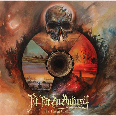 Fit For An Autopsy GREAT COLLAPSE CD