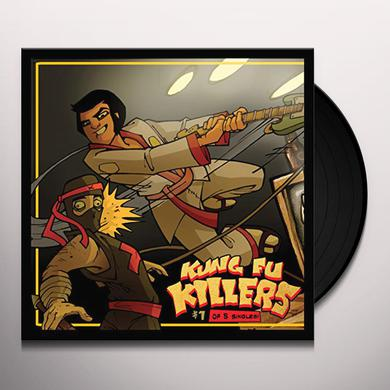 Kung Fu Killers #1 OF 5 SINGLES Vinyl Record