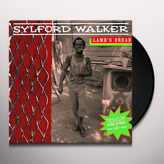 Sylford Walker LAMB'S BREAD Vinyl Record