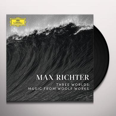 Max Richter THREE WORLDS: MUSIC FROM WOOLF WORKS Vinyl Record