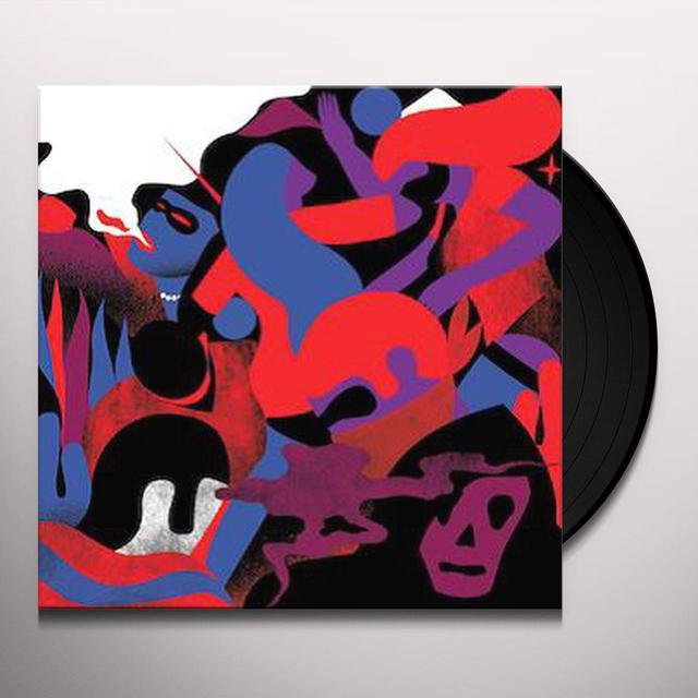 Stepart PLAYGROUND Vinyl Record