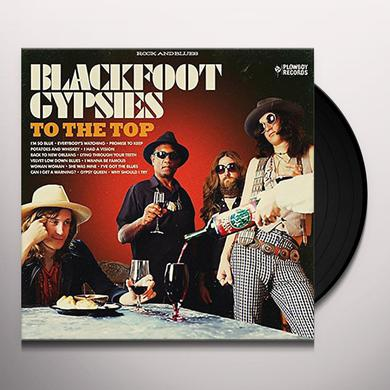 BLACKFOOT GYPSIES TO THE TOP Vinyl Record