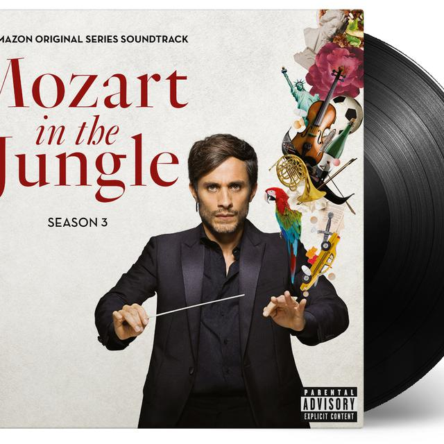 MOZART IN THE JUNGLE: SEASON 3 / O.S.T. Vinyl Record
