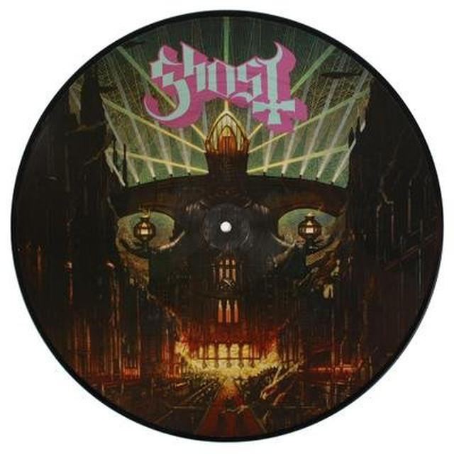 Ghost MELIORA (PICTURE DISC) Vinyl Record