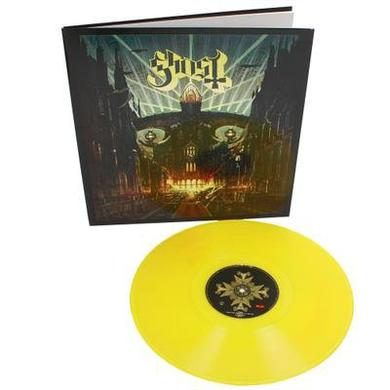 Ghost MELIORA (YELLOW VINYL) Vinyl Record