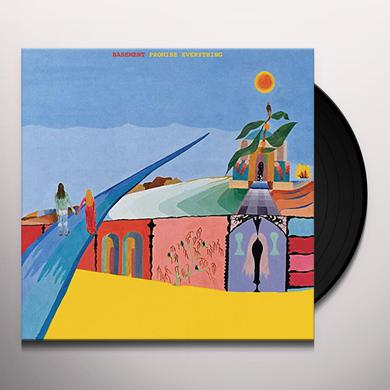Basement PROMISE EVERYTHING: DELUXE Vinyl Record