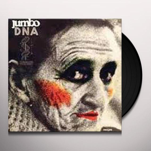 Jumbo DNA (DARK GREEN VINYL) Vinyl Record