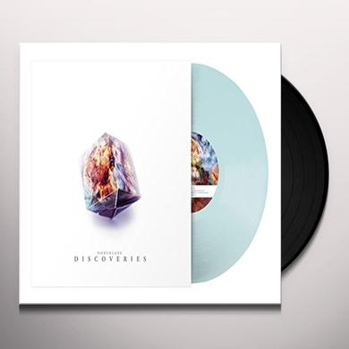 Northlane DISCOVERIES (BLUE VINYL) Vinyl Record