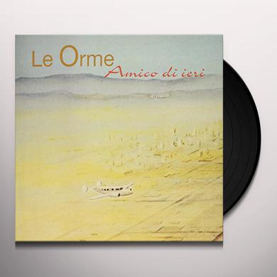 Orme AMICO DI IERI Vinyl Record