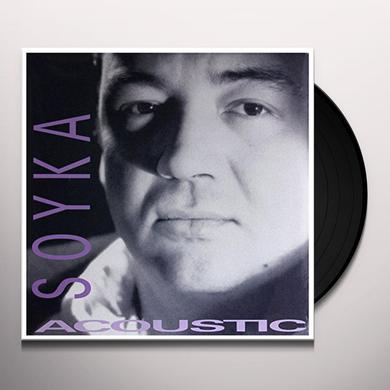 Stanislaw Soyka ACOUSTIC Vinyl Record
