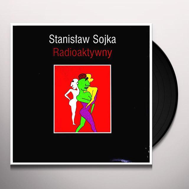 Stanislaw Soyka RADIOAKTYWNY Vinyl Record
