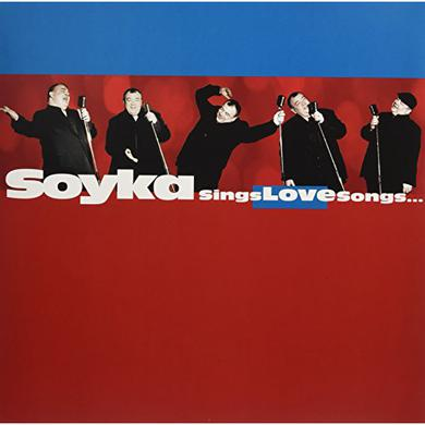 Stanislaw Soyka SOYKA SINGS LOVE SONGS Vinyl Record