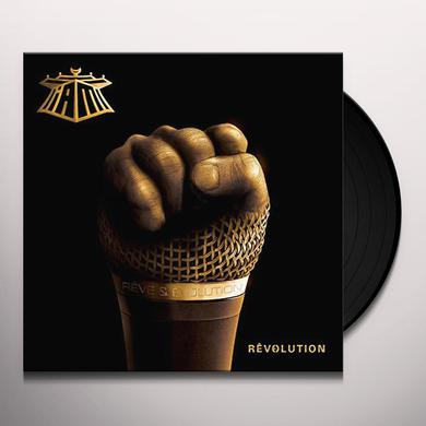 IAM REVOLUTION Vinyl Record