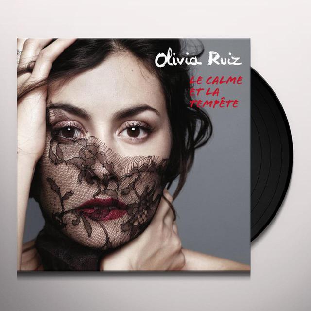 Olivia Ruiz LE CALME ET LA TEMPETE Vinyl Record
