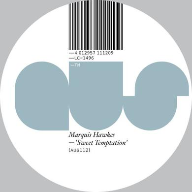 Marquis Hawkes SWEET TEMPTATION Vinyl Record
