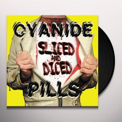 Cyanide Pills SLICED & DICED Vinyl Record