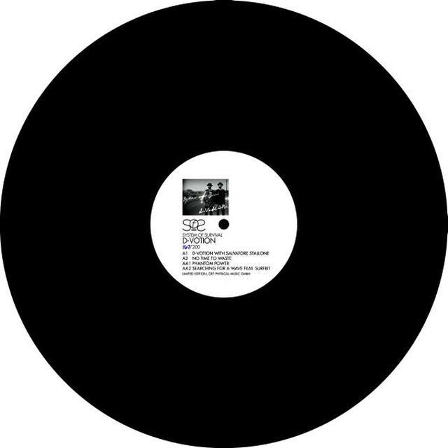 System Of Survival D-VOTION Vinyl Record