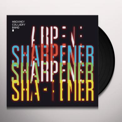 Hackney Colliery Band SHARPENER Vinyl Record