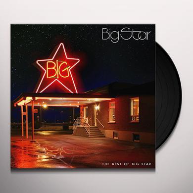BEST OF BIG STAR Vinyl Record