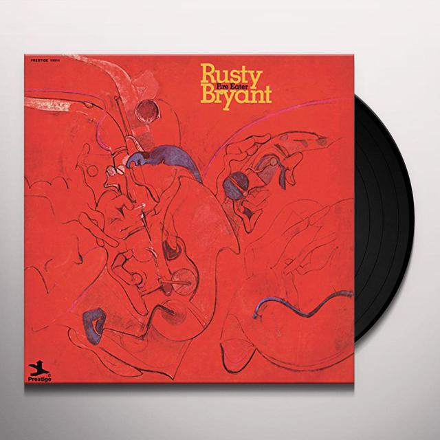 Rusty Bryant FIRE EATER Vinyl Record