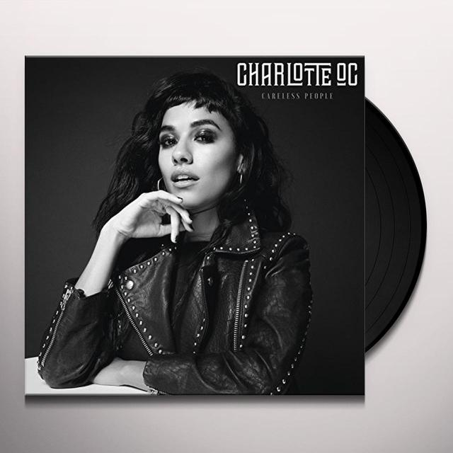 Charlotte Oc CARELESS PEOPLE Vinyl Record