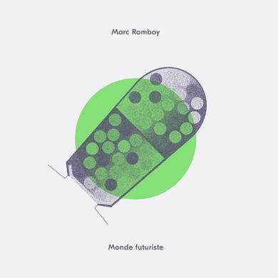 Marc Romboy MONDE FUTURISTE Vinyl Record
