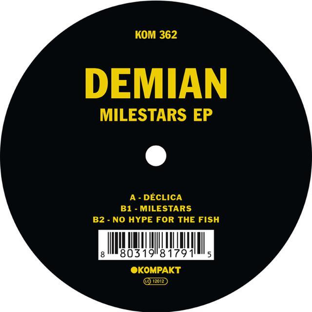 Demian MILESTARS Vinyl Record