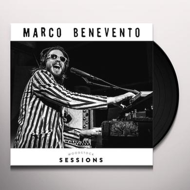 Marco Benevento WOODSTOCK SESSIONS 6 Vinyl Record