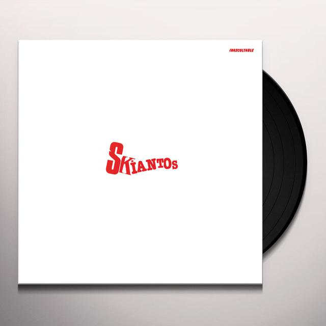 Skiantos INASCOLTABLE Vinyl Record