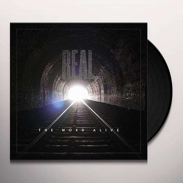 Word Alive REAL Vinyl Record