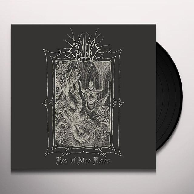 Gloam HEX OF NINE HEADS Vinyl Record