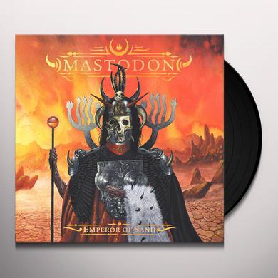 Mastodon EMPEROR OF SAND Vinyl Record
