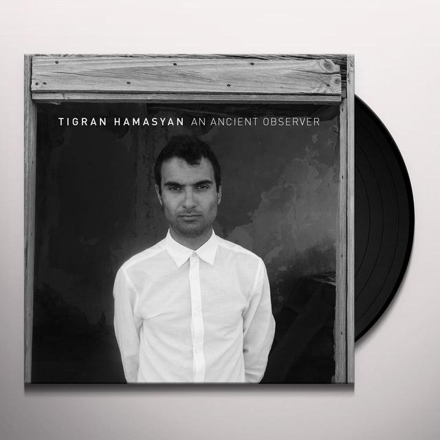 Tigran Hamasyan AN ANCIENT OBSERVER Vinyl Record