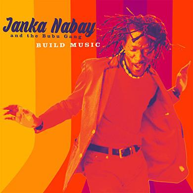 Janka Nabay & Bubu Gang BUILD MUSIC Vinyl Record