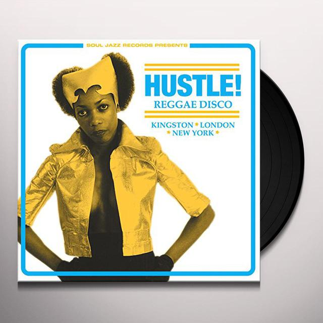Soul Jazz Records Presents HUSTLE REGGAE DISCO Vinyl Record