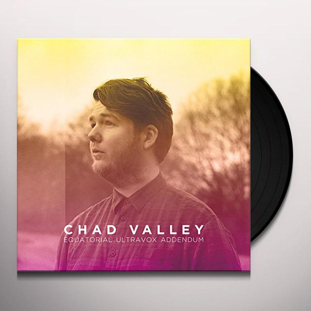 Chad Valley EQUATORIAL ULTRAVOX ADDENDUM Vinyl Record